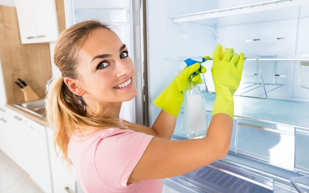 keeping them clean will help extend the lifespans of household appliances