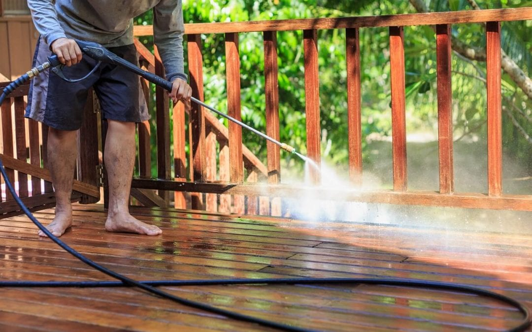 Home Maintenance Projects for Summer