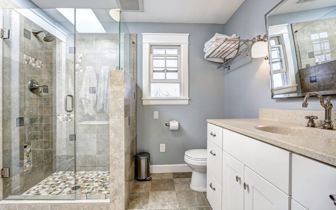 5 DIY Bathroom Upgrades
