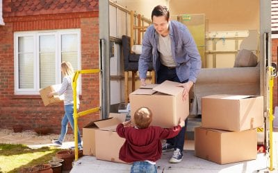 6 Moving Tips to Help Moving Day Go Easier